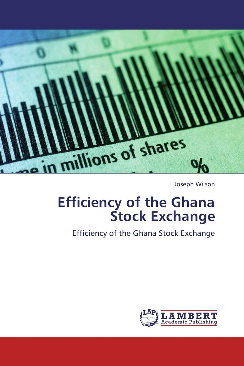 цены Efficiency of the Ghana Stock Exchange
