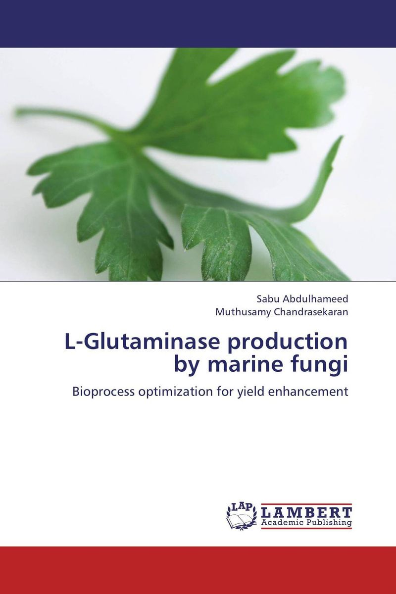 L-Glutaminase production by marine fungi production and purification of laccase from white rot fungi