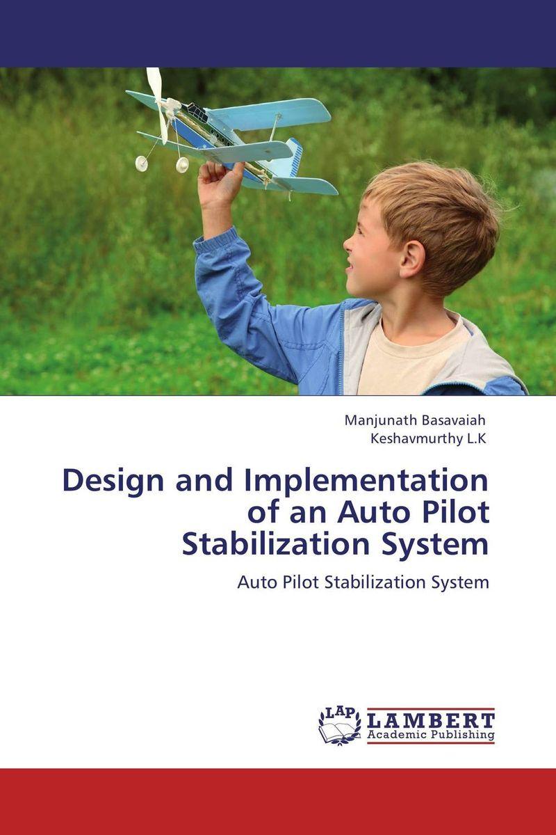 Design and Implementation of an Auto Pilot Stabilization System rachel alt simmons agile by design an implementation guide to analytic lifecycle management