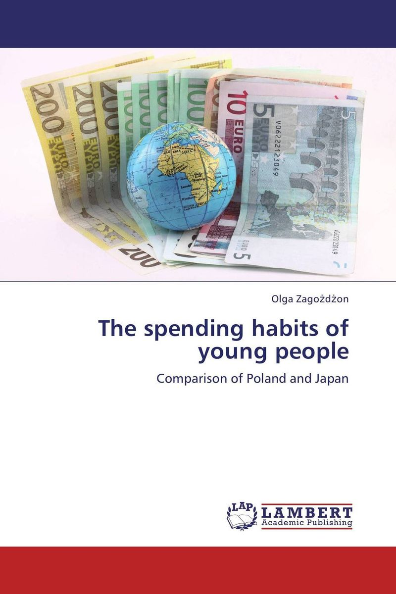The spending habits of young people