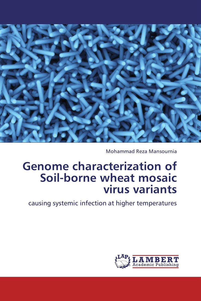 Genome characterization of Soil-borne wheat mosaic virus variants wheat breeding for rust resistance