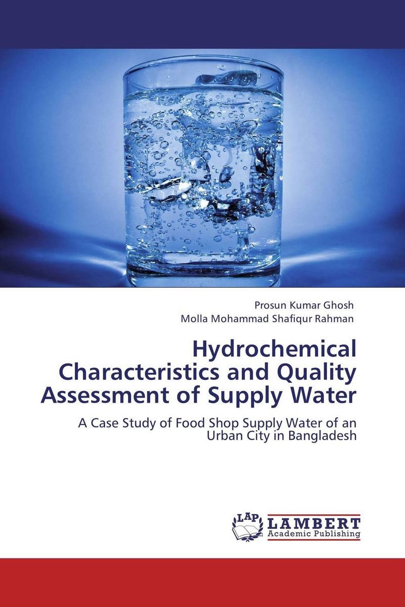 Hydrochemical Characteristics and Quality Assessment of Supply Water health risk evaluation of uniport drinking water framework nigeria