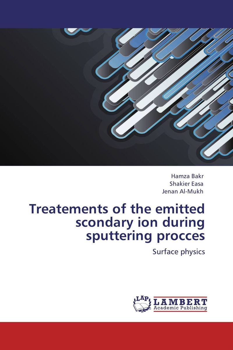 Treatements of the emitted scondary ion during sputtering procces the counterlife