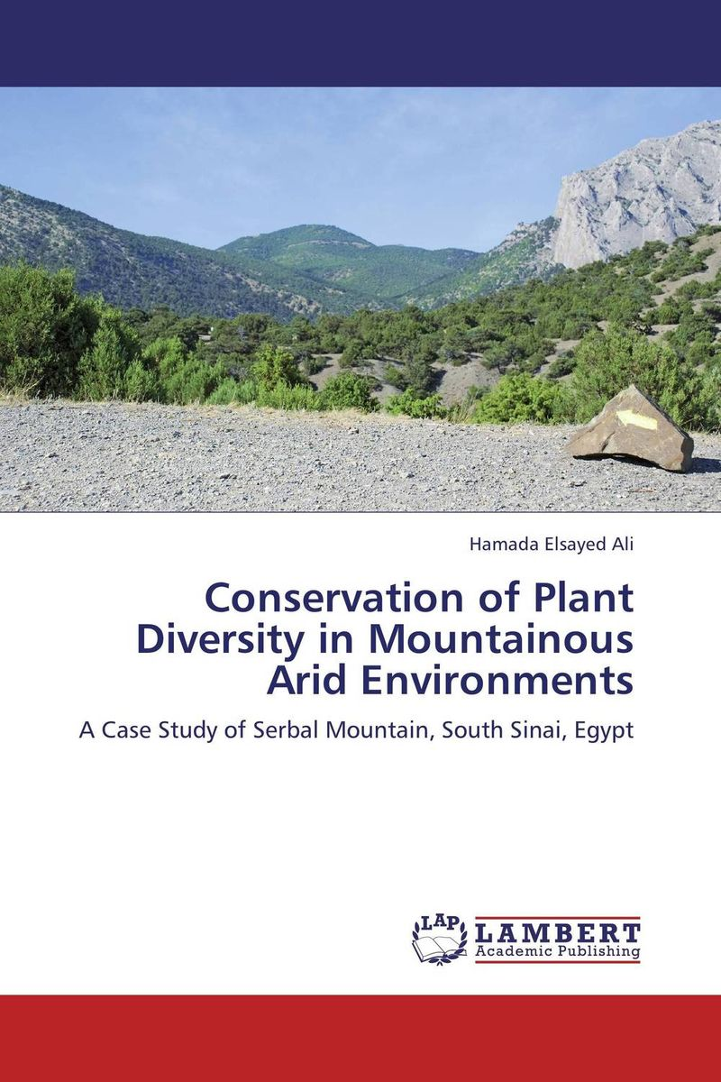 Conservation of Plant Diversity in Mountainous Arid Environments