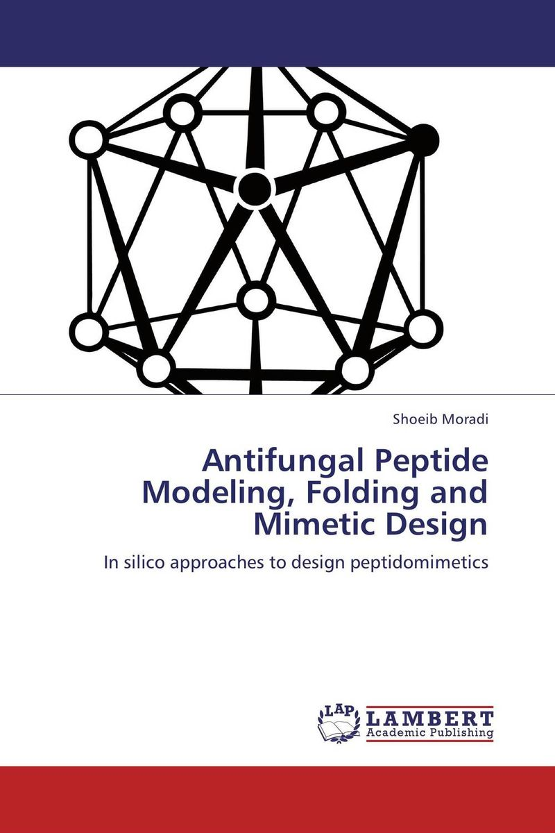 Antifungal Peptide Modeling, Folding and Mimetic Design database modeling and design