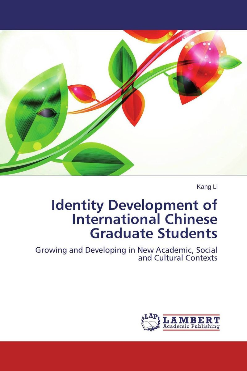 Identity Development of International Chinese Graduate Students fundamentals of physics extended 9th edition international student version with wileyplus set