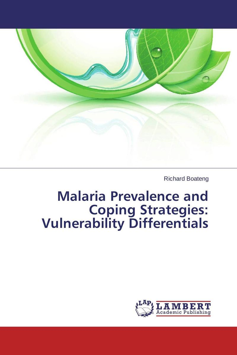 Malaria Prevalence and Coping Strategies: Vulnerability Differentials internal hdd drive for a6194a a6194 69002 73g 10k fc well tested working