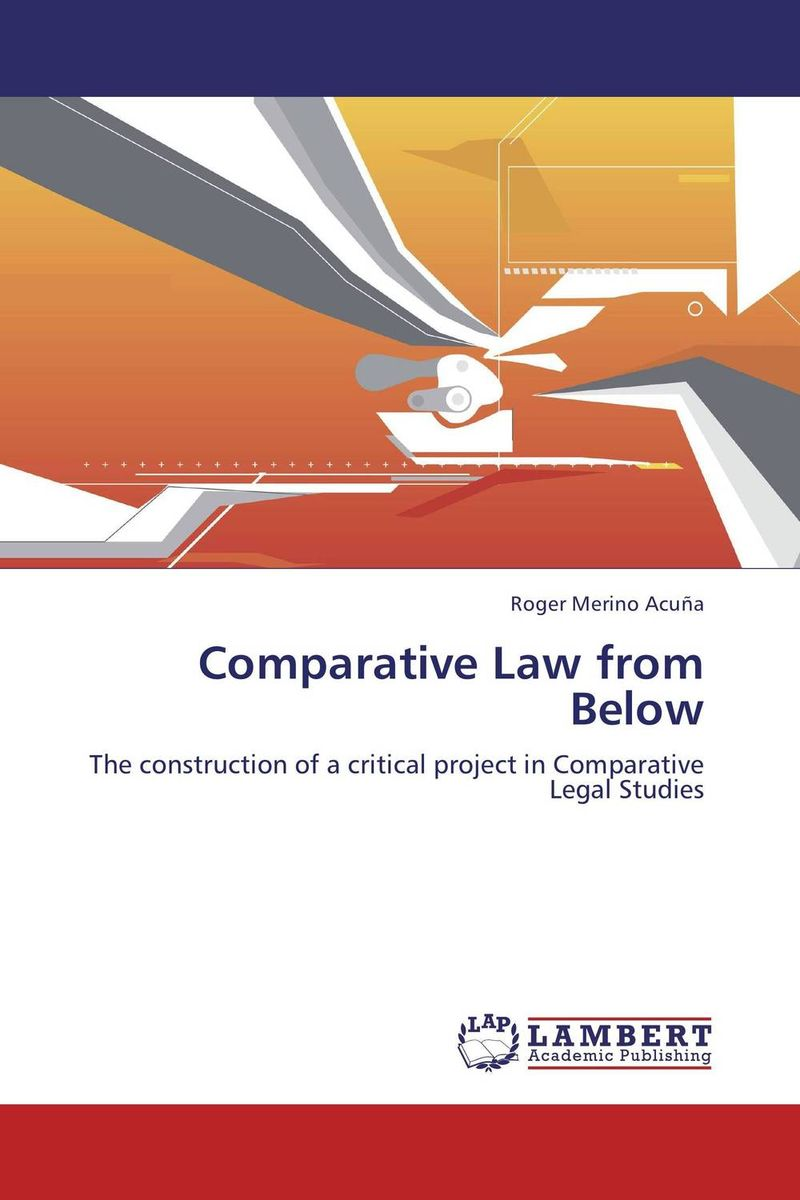 Comparative Law from Below first law 2 before they are hanged a