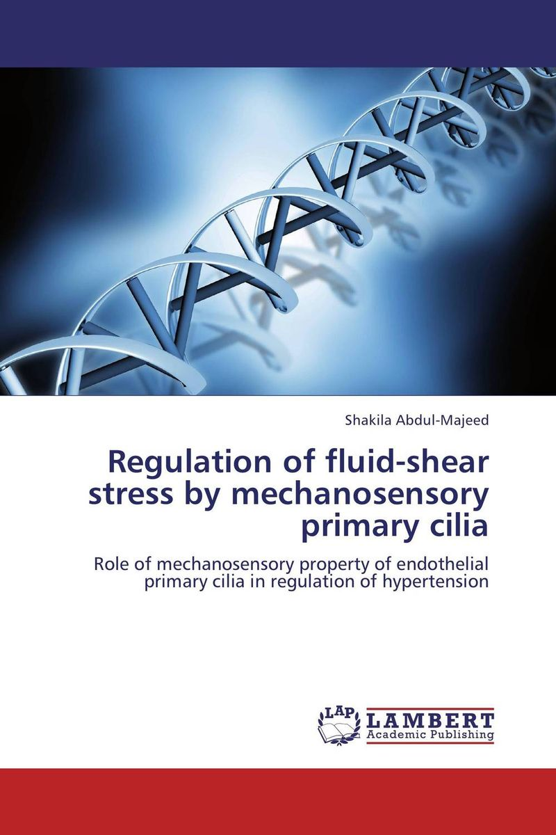 Regulation of fluid-shear stress by mechanosensory primary cilia modulation of hiv co receptor expression on cells by anti virals