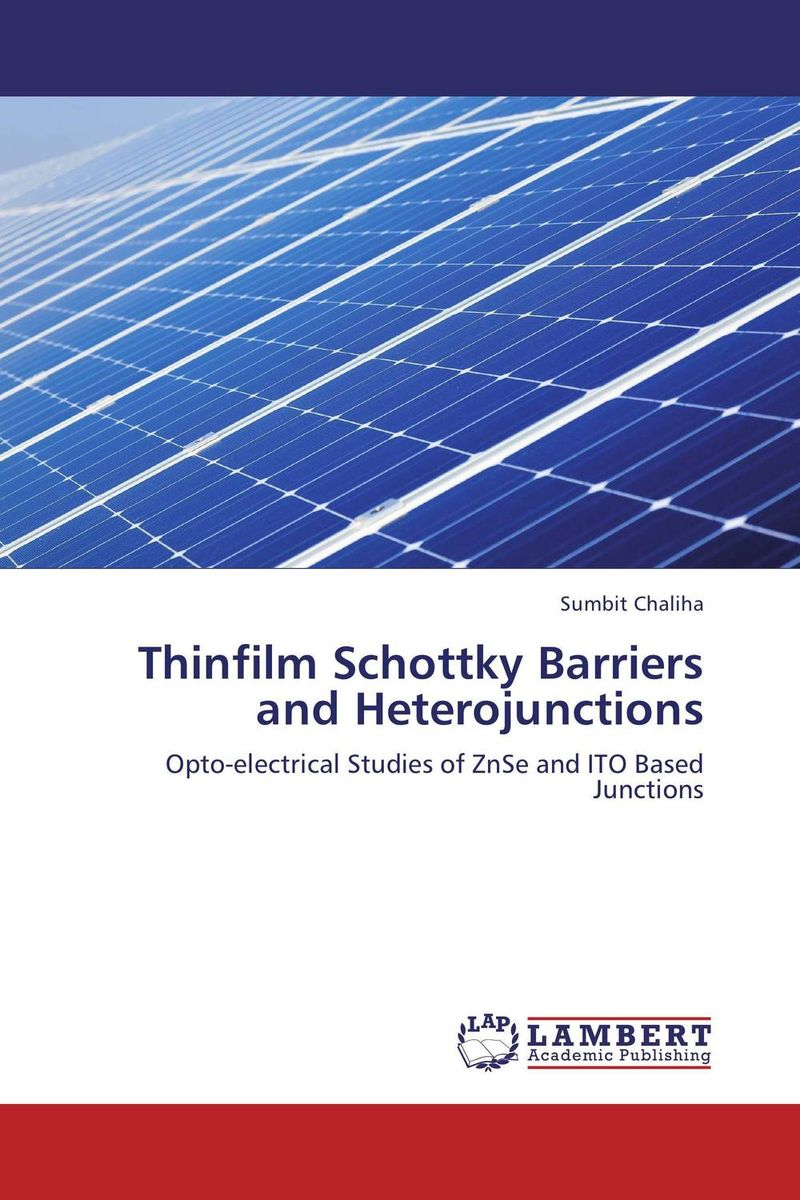 Thinfilm Schottky Barriers and Heterojunctions bulk and thin films cu1 xtlxba2cacu208 y superconductors