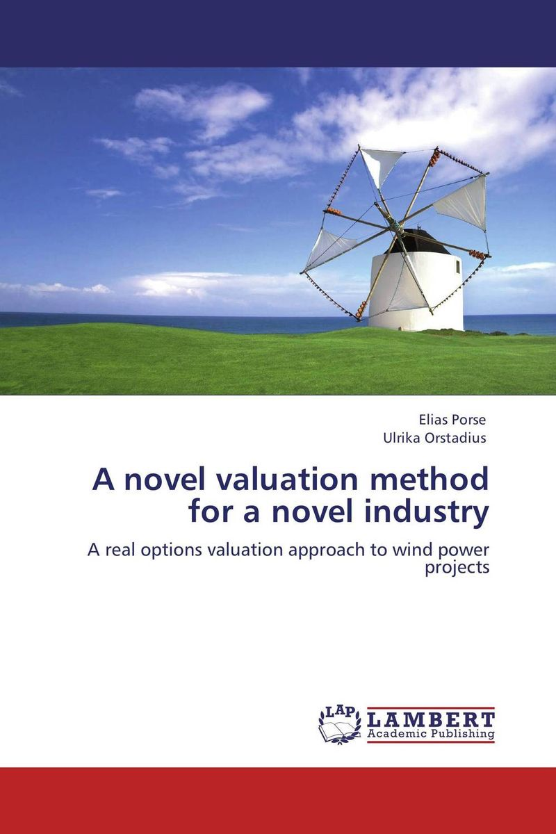 A novel valuation method for a novel industry