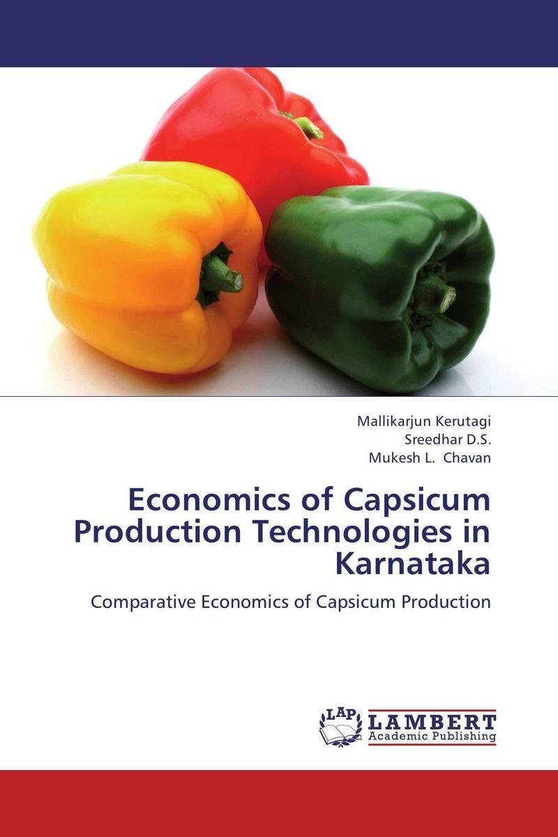 Economics of Capsicum Production Technologies in Karnataka economics of milk production in nepal