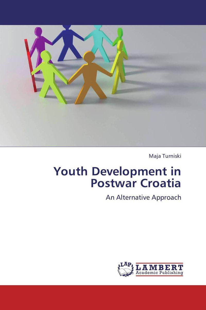 Youth Development in Postwar Croatia rwandan youth in the development of music industry