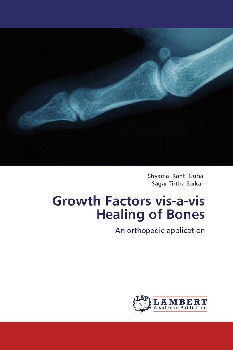 Growth Factors vis-a-vis Healing of Bones the effect of biological factors on bone healing in implant dentistry
