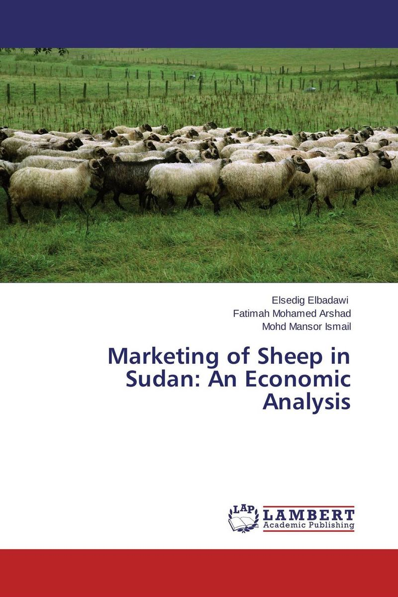 Marketing of Sheep in  Sudan: An Economic Analysis место для отдыха трикси shaun the sheep 50х35см cream green