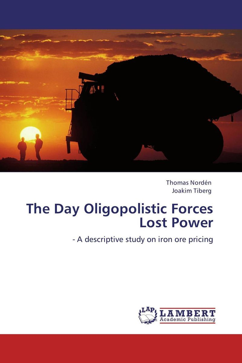 The Day Oligopolistic Forces Lost Power pricing