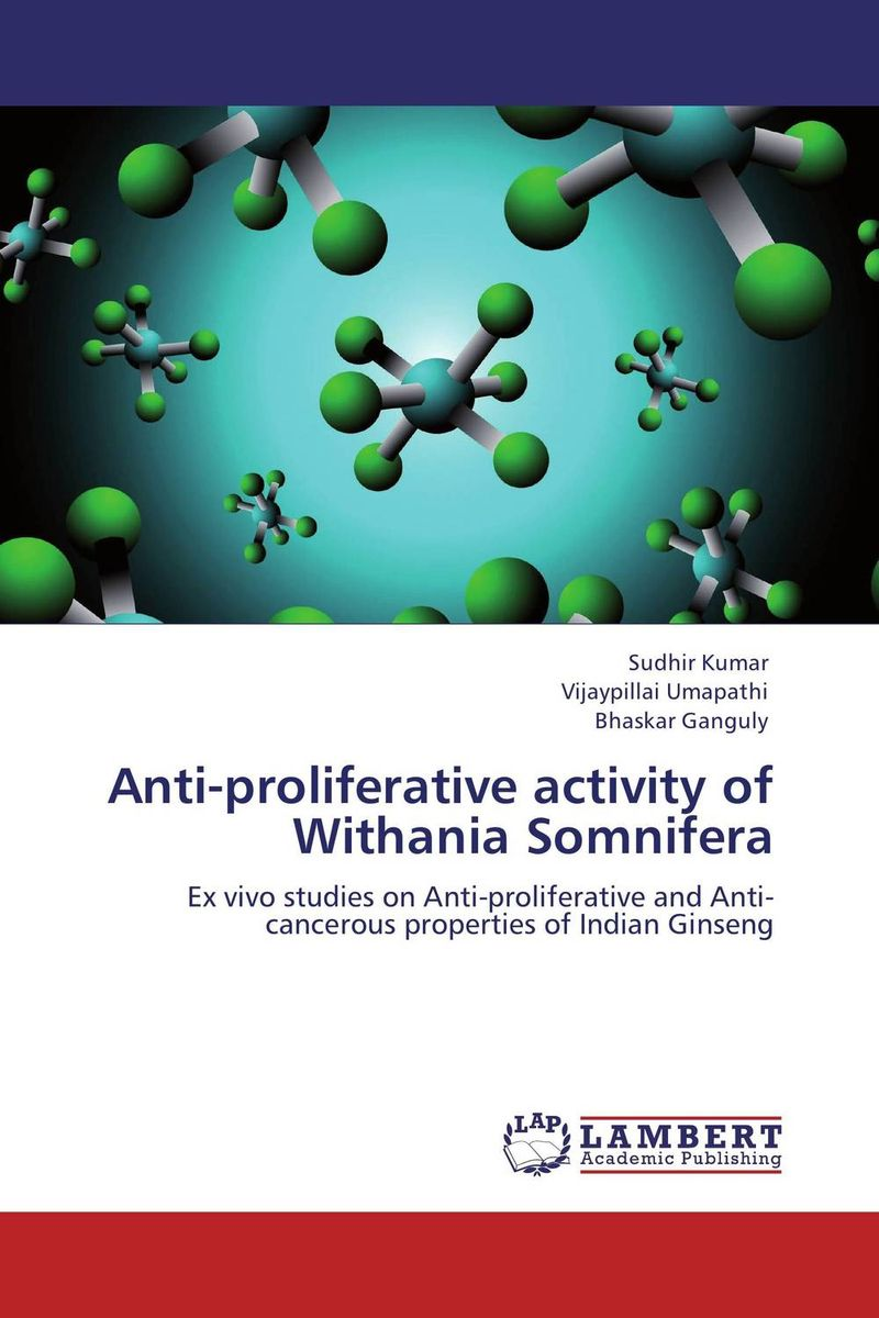 Anti-proliferative activity of Withania Somnifera viruses cell transformation and cancer 5