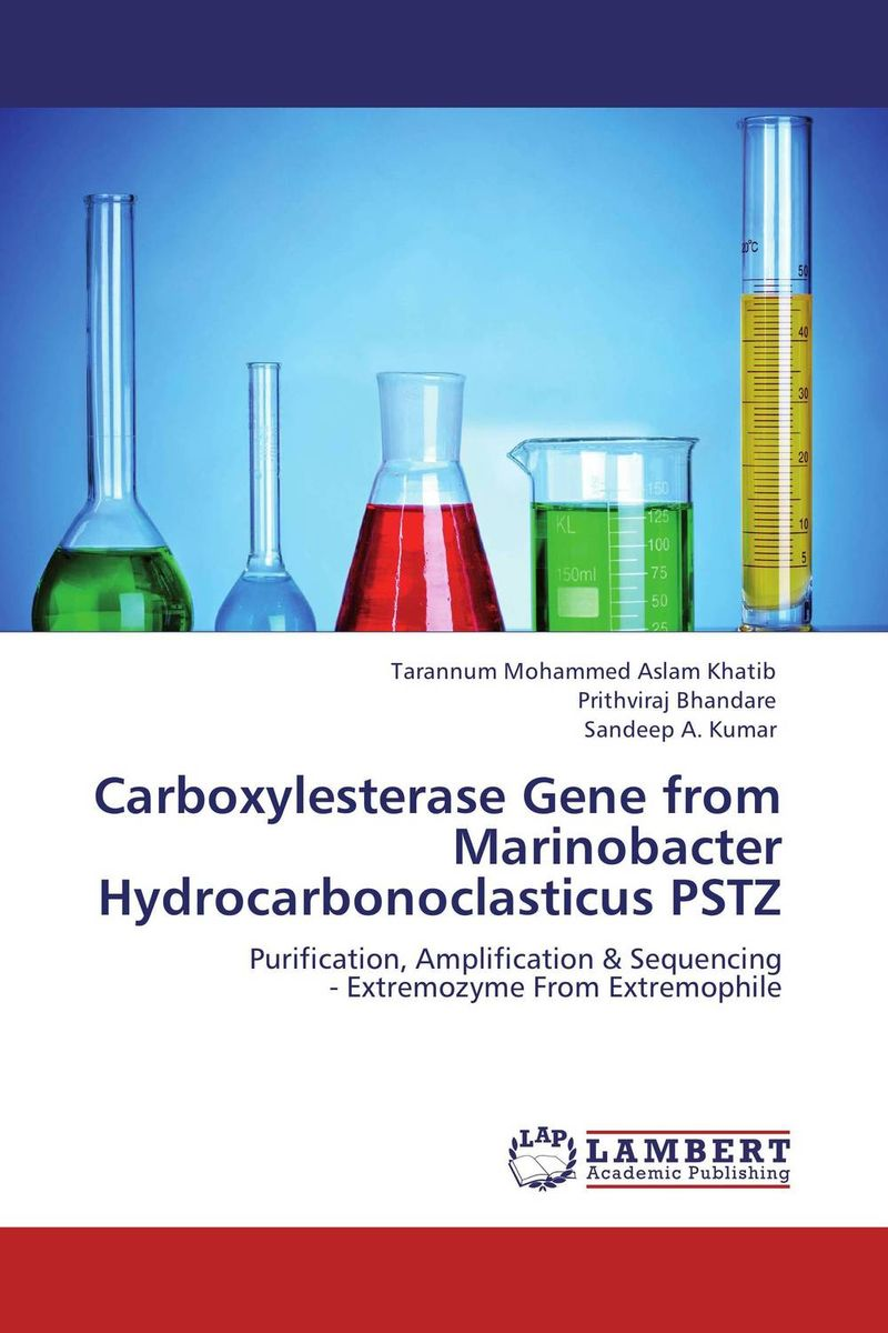 Carboxylesterase Gene from Marinobacter Hydrocarbonoclasticus PSTZ the lonely polygamist – a novel