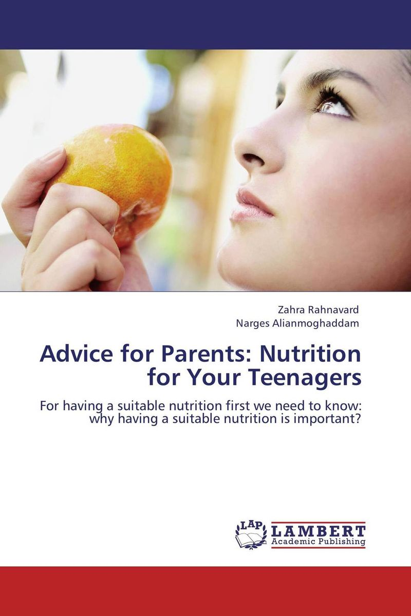 Advice for Parents: Nutrition for Your Teenagers transition period in cows nutrition metabolism and metabolic disease
