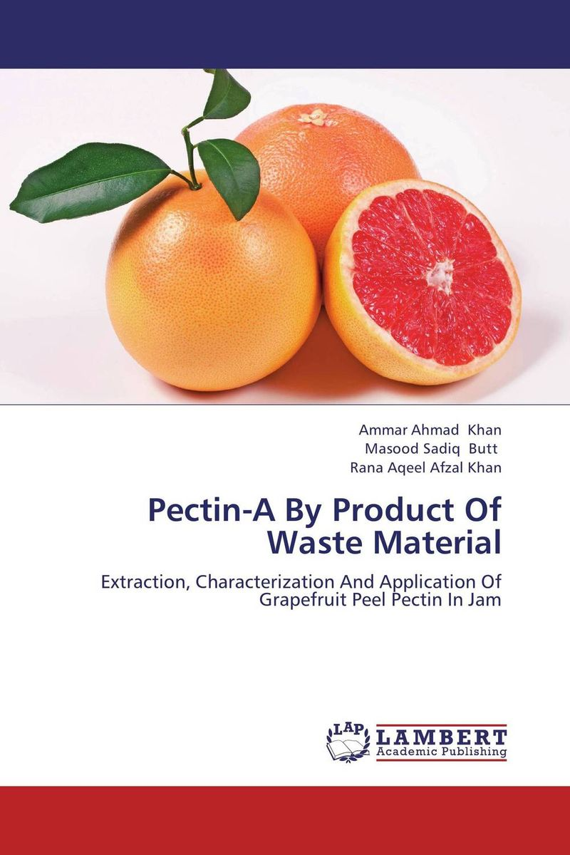 Pectin-A By Product Of Waste Material adding value to the citrus pulp by enzyme biotechnology production