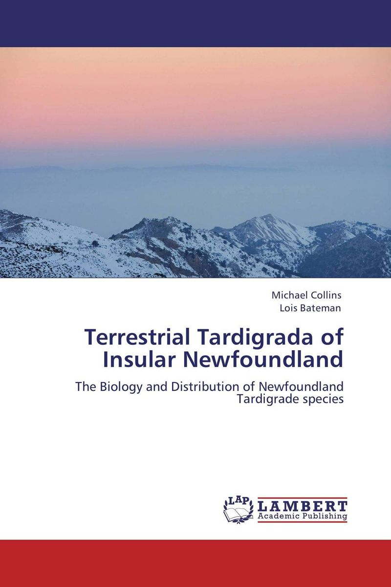 Terrestrial Tardigrada of Insular Newfoundland the twenty three