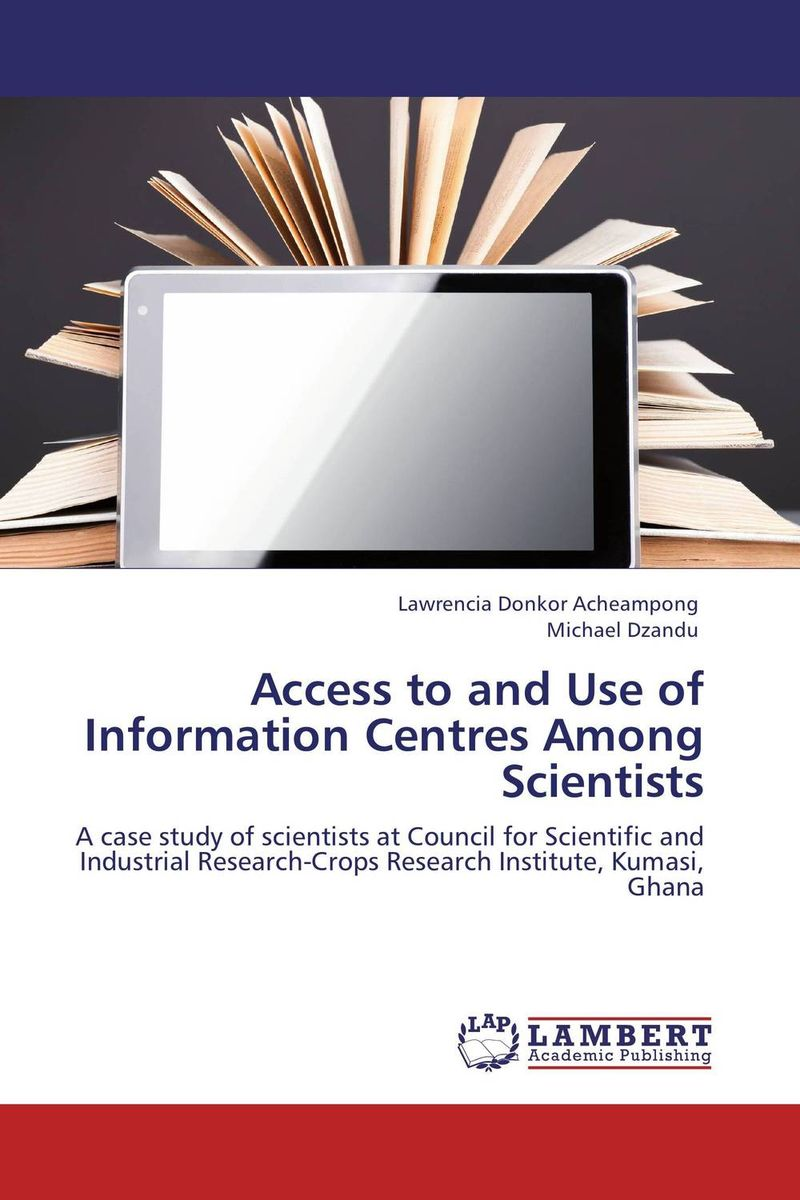 Access to and Use of Information Centres Among Scientists effect of information and communication technology on research and development activities