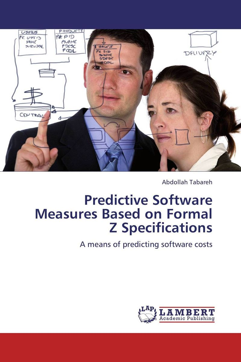 Predictive Software Measures  Based on Formal Z Specifications clustering information entities based on statistical methods