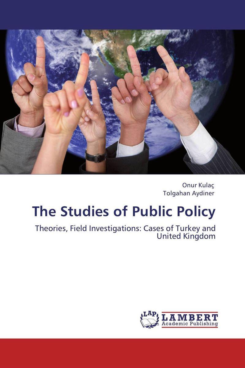 The Studies of Public Policy public value