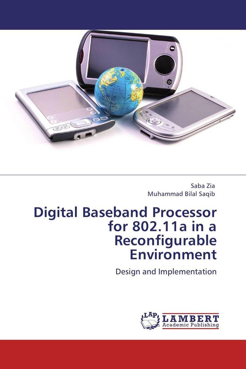 Digital Baseband Processor for 802.11a in a Reconfigurable Environment ittetsu taniguchi masaharu imai and francky catthoor design methodology for reconfigurable processors