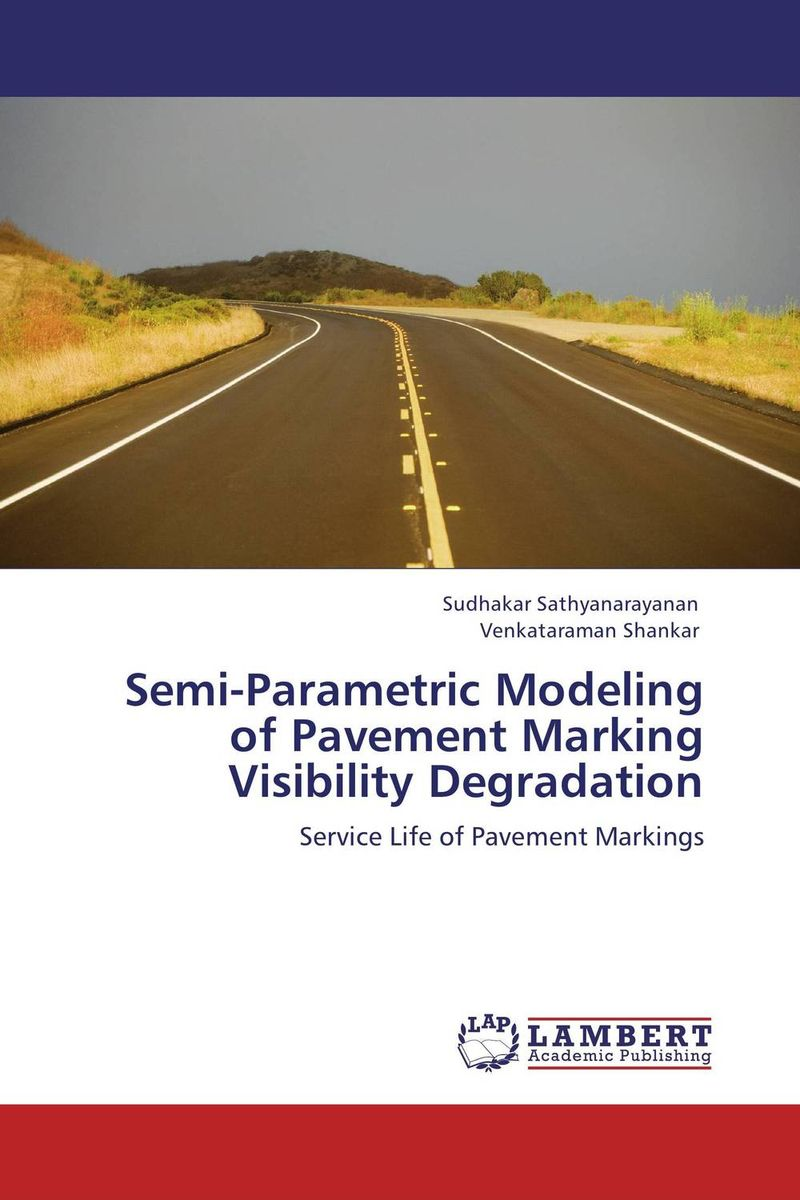 Semi-Parametric Modeling of Pavement Marking Visibility Degradation multiple imputation with structural equation modeling