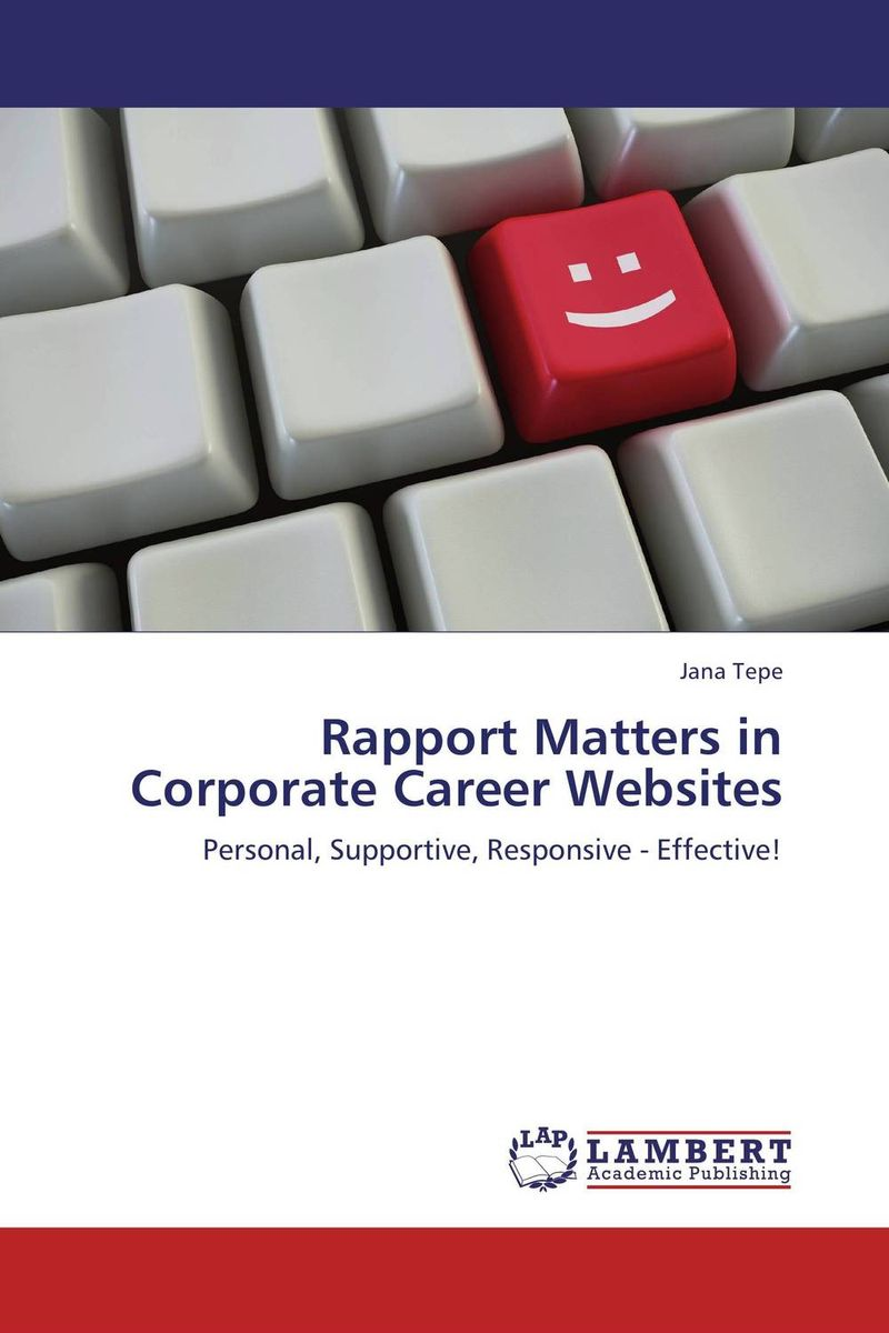 Rapport Matters in Corporate Career Websites family matters – secrecy