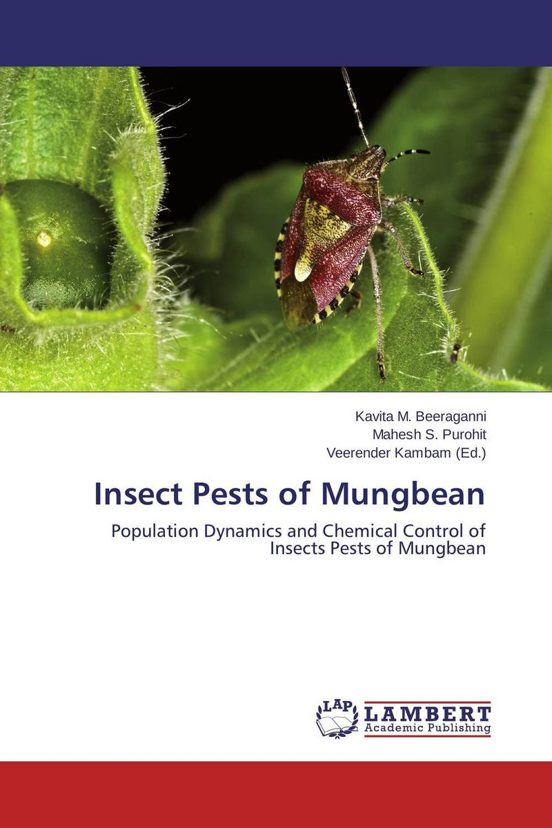 цены Insect Pests of Mungbean