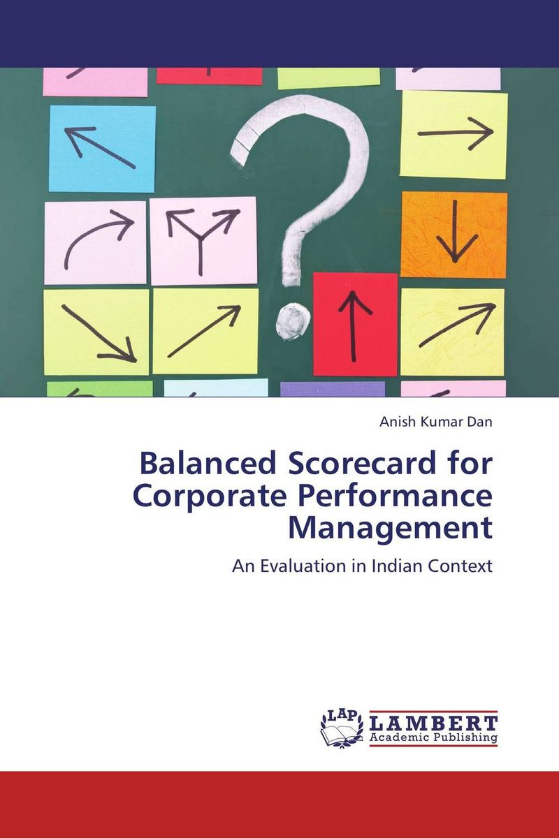 Balanced Scorecard for Corporate Performance Management using balance scorecard to measure performance of supply chains