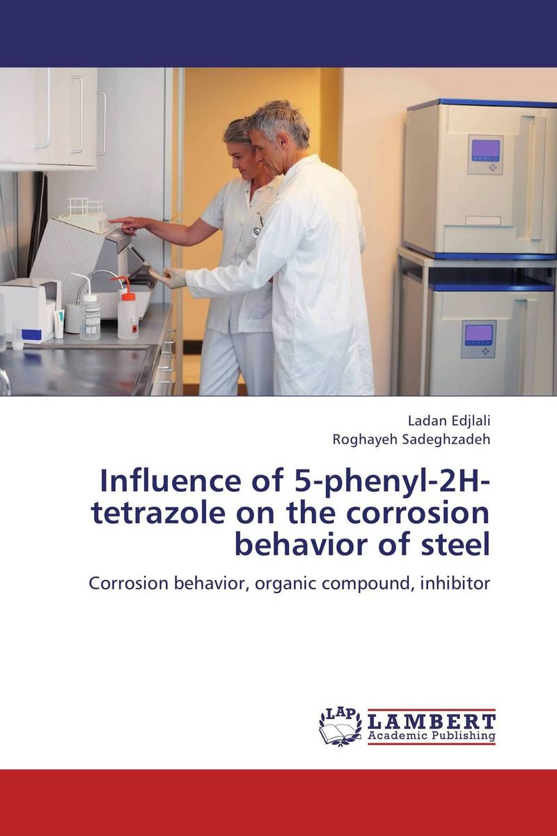 Influence of 5-phenyl-2H-tetrazole on the corrosion behavior of steel