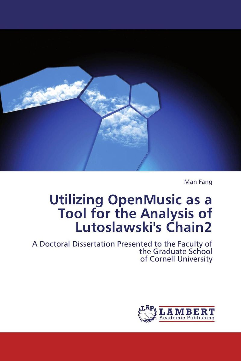 Utilizing OpenMusic as a Tool for the Analysis of Lutoslawski's Chain2 machlis enjoyment of music 5ed instructors manua l paper only