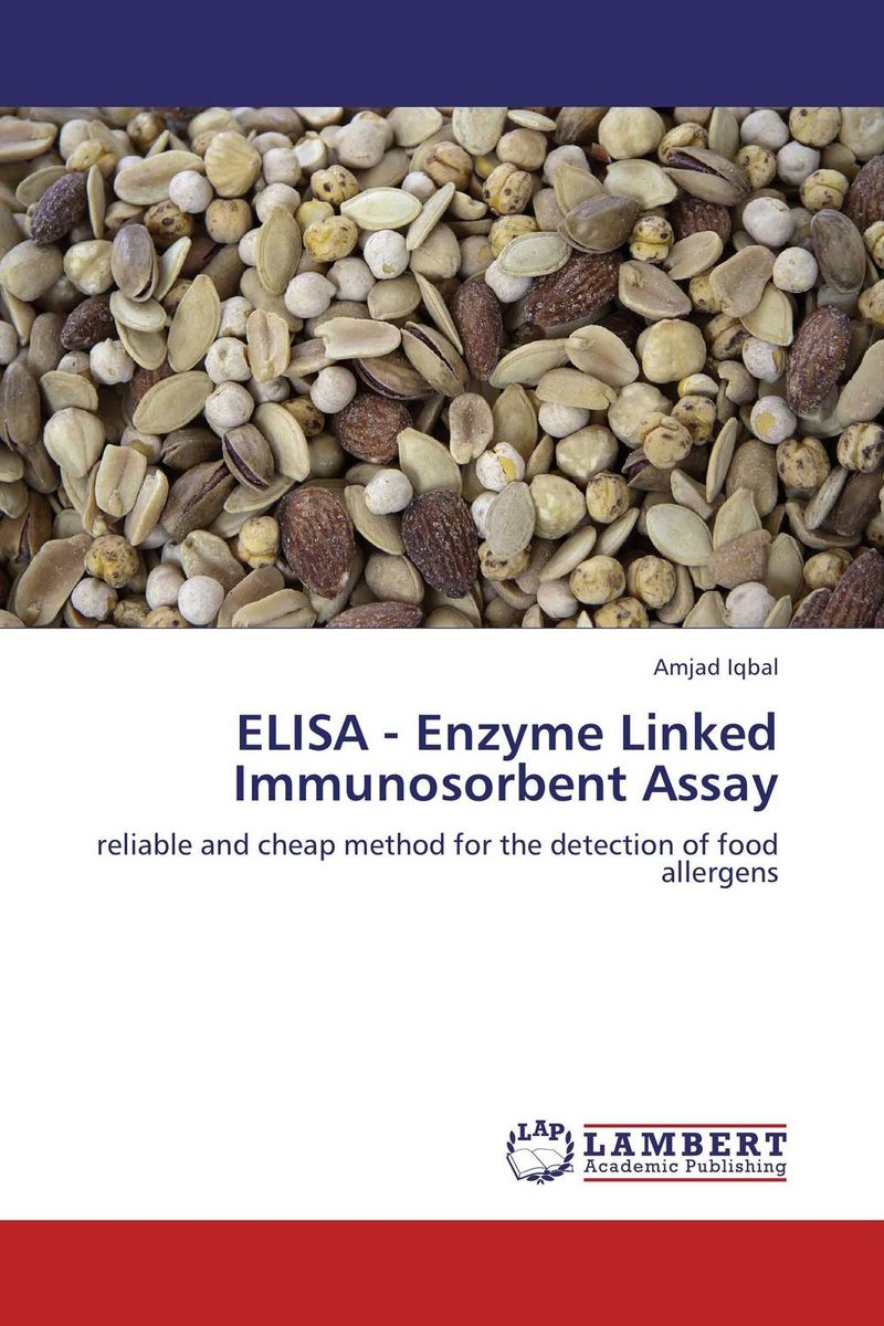 ELISA - Enzyme Linked Immunosorbent Assay using enzyme from novozyme