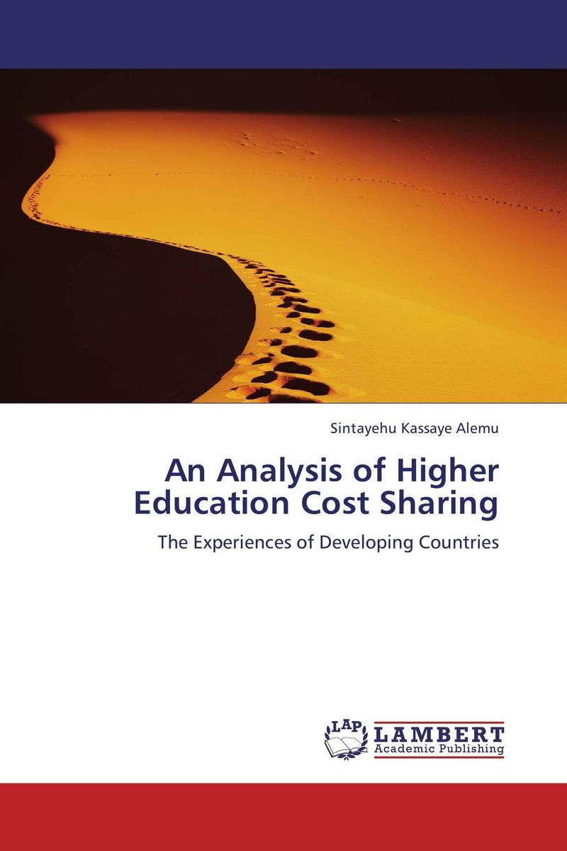 An Analysis of Higher Education Cost Sharing the salmon who dared to leap higher
