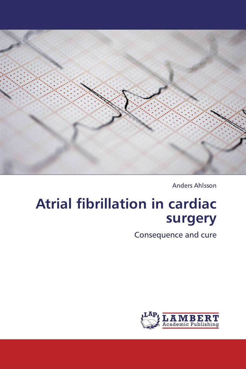 Atrial fibrillation in cardiac surgery cryosurgery in oral and maxillofacial surgery