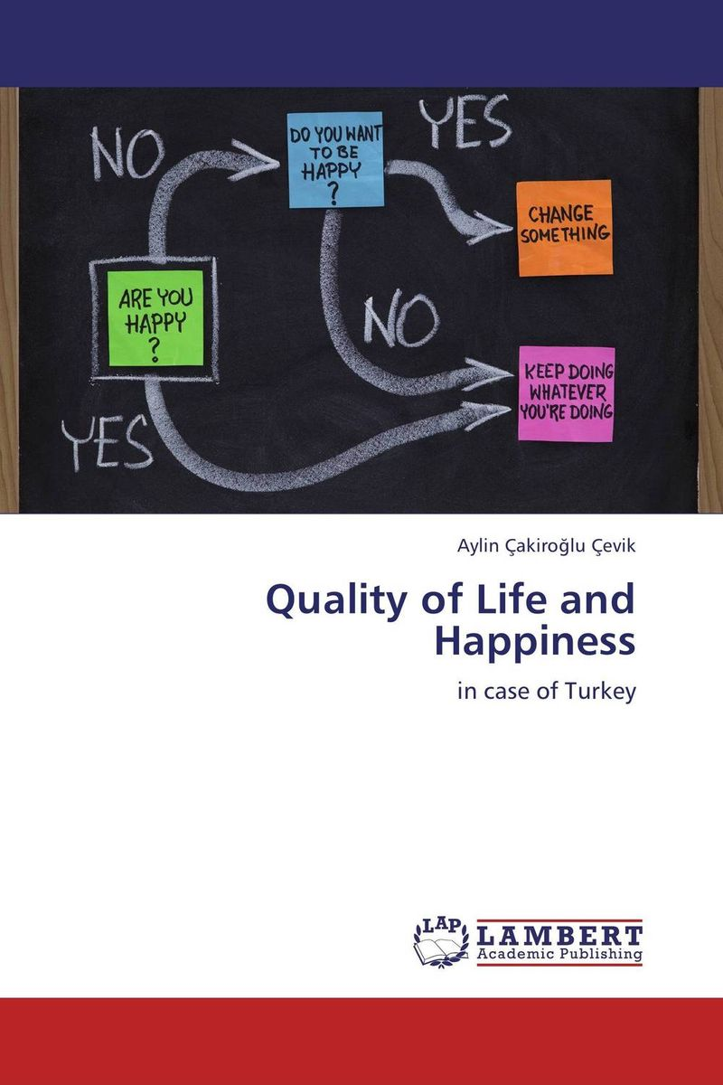 Quality of Life and Happiness happiness толстовка