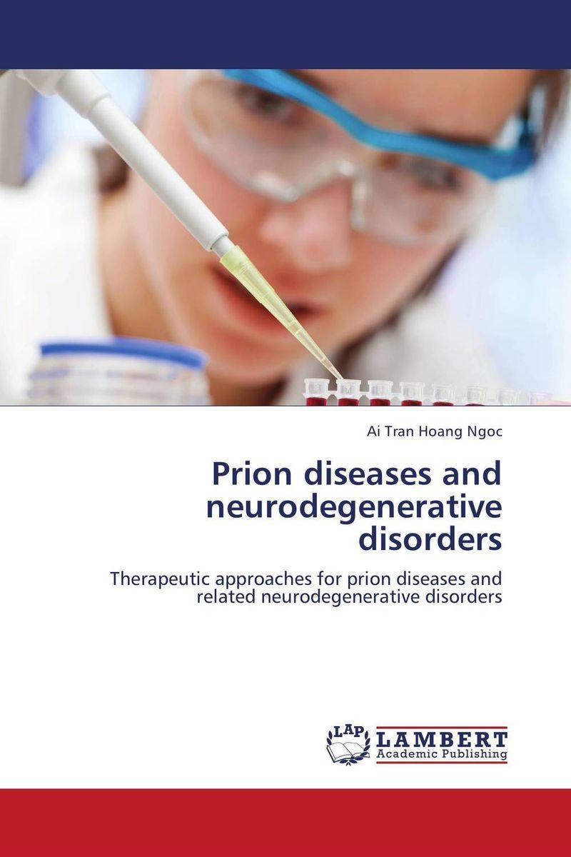 Prion diseases and neurodegenerative disorders the autoimmune diseases