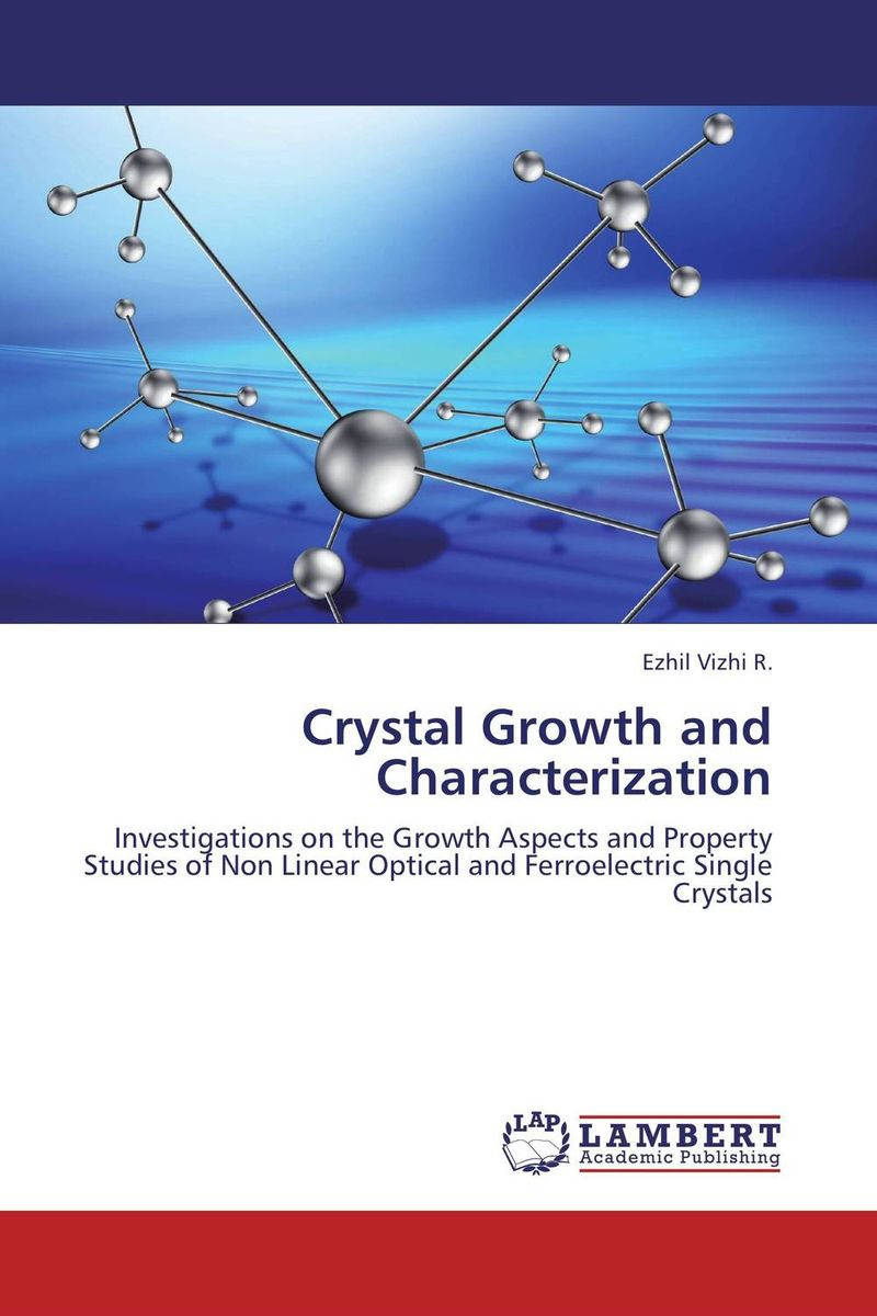 Crystal Growth and Characterization single crystal growth of semiconductors from metallic solutions