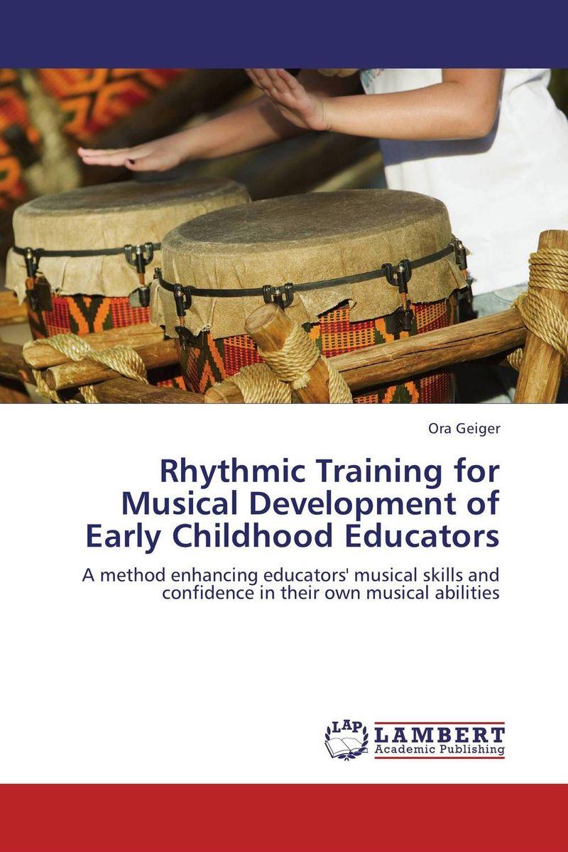 Rhythmic Training for Musical Development of Early Childhood Educators print bar dc comics