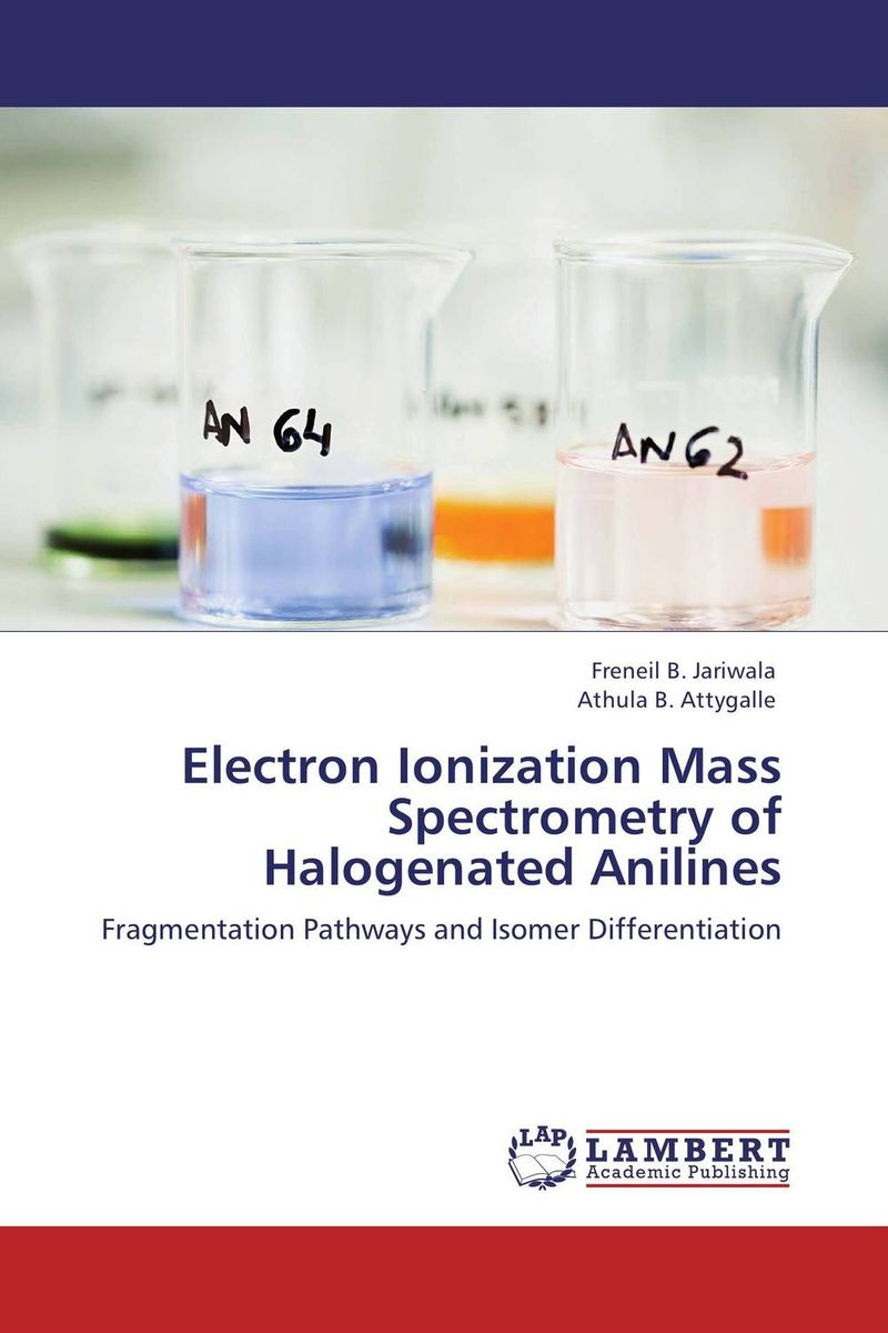 Electron Ionization Mass Spectrometry of Halogenated Anilines electron ionization relevance to planetary atmospheres
