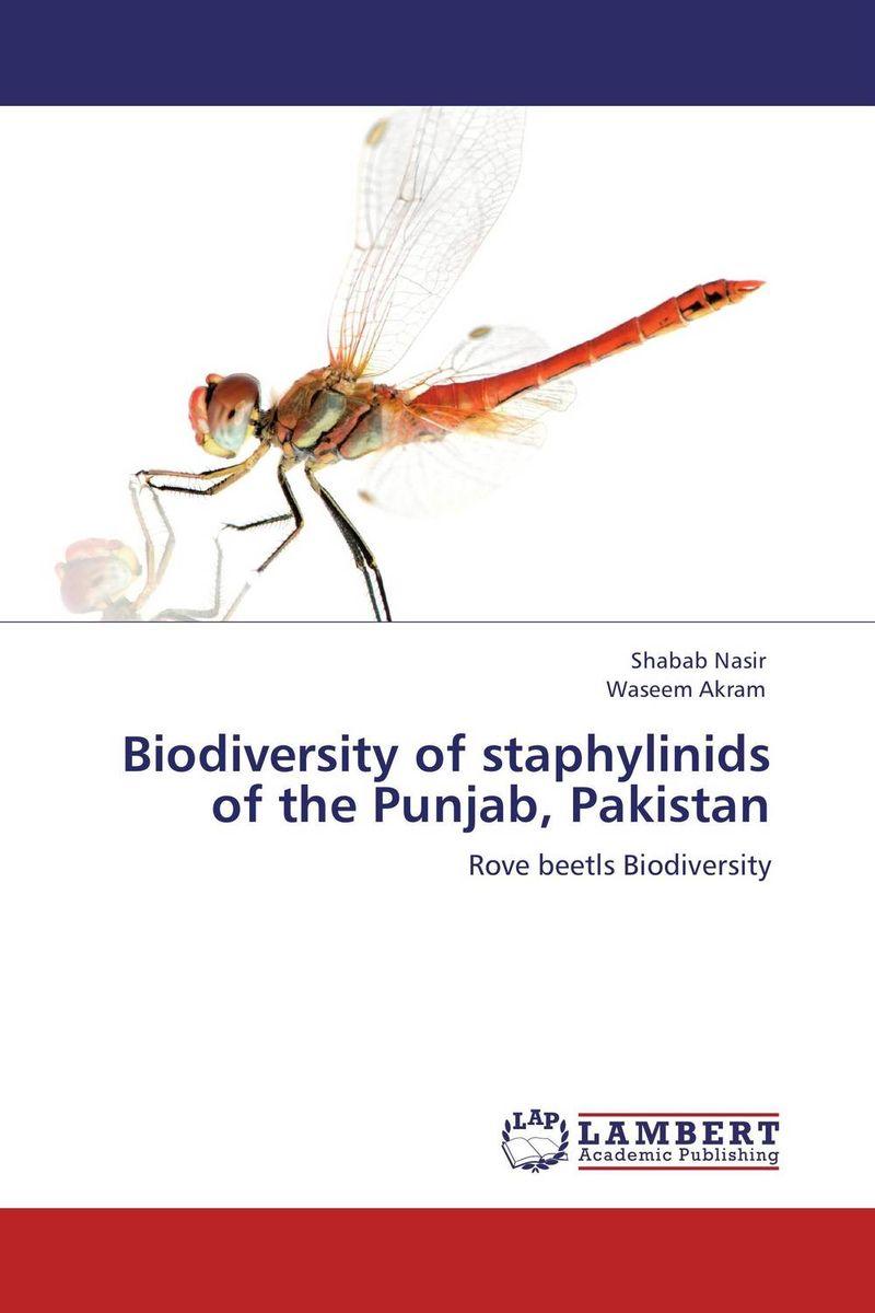 Biodiversity of staphylinids of the Punjab, Pakistan biodiversity of chapredi reserve forest