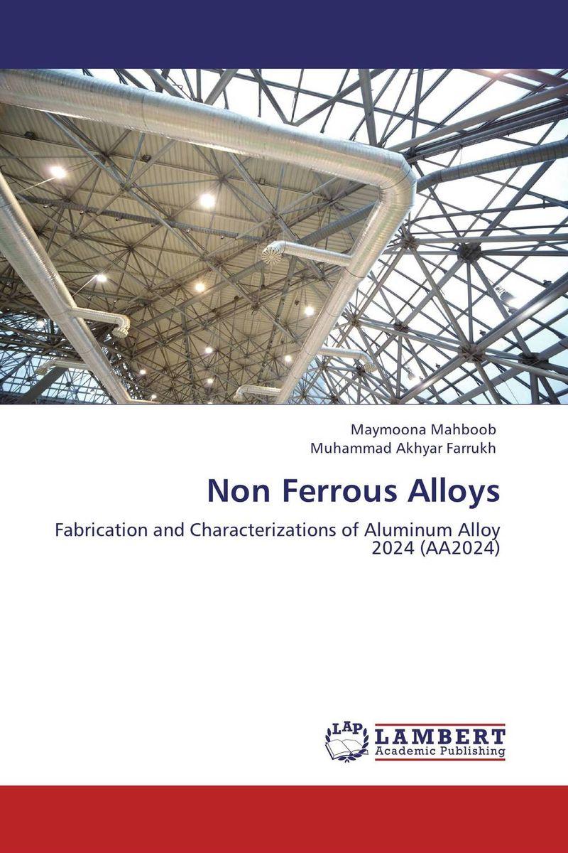 Non Ferrous Alloys fundamentals of creep in metals and alloys
