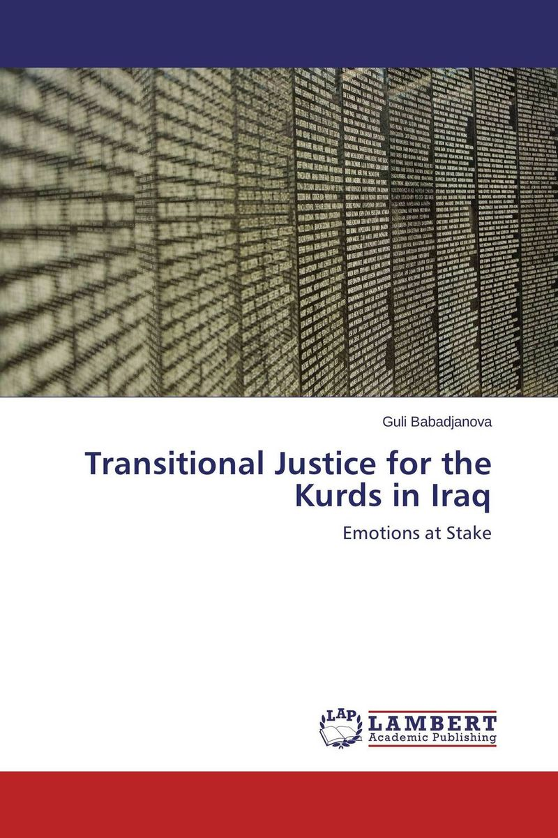 Transitional Justice for the Kurds in Iraq restorative justice for juveniles