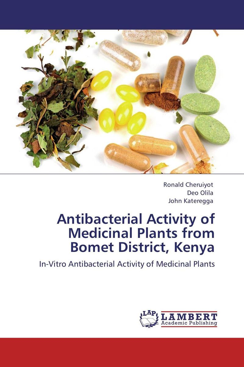 Antibacterial Activity of Medicinal Plants from Bomet District, Kenya phytochemical study of bioactive flavonoids of some leguminosae plants