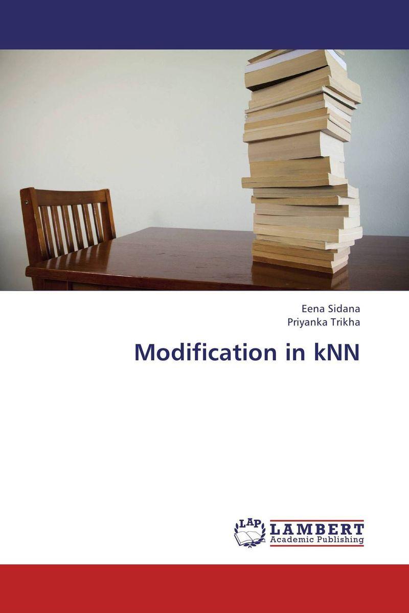 Modification in kNN modification in knn