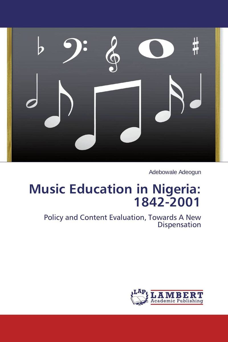 Music Education in Nigeria: 1842-2001 the enjoyment of music – an introduction to perspective listening 10e ebook folder
