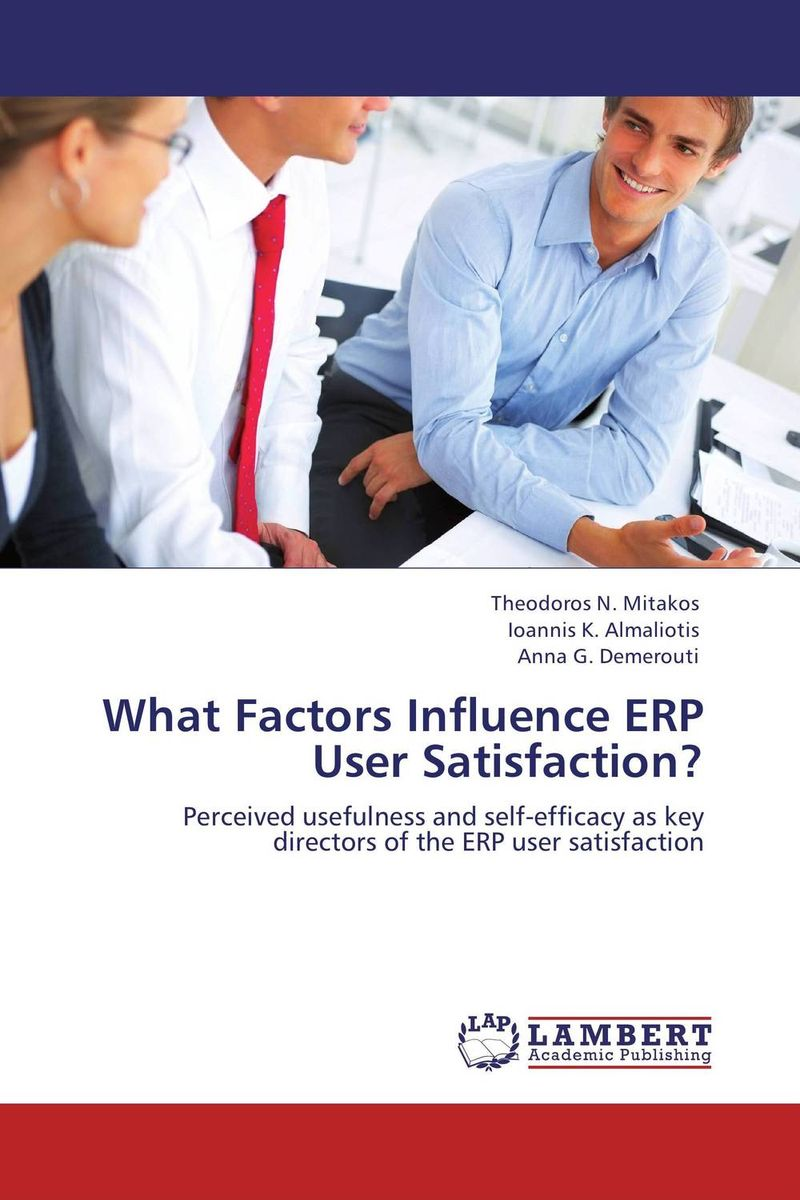 What Factors Influence ERP User Satisfaction? цена и фото